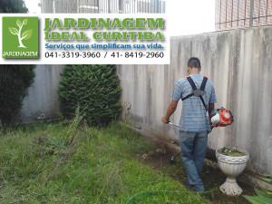 Manutencao de Jardins