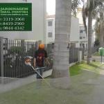 jardinagem em condominio