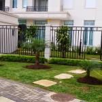 Manutenção de jardim em condomínios